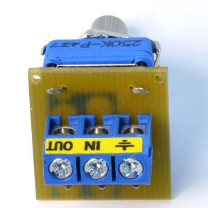 Tone Up Potentiometer
